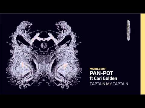 Pan-Pot - Captain My Captain (Original) - mobilee071