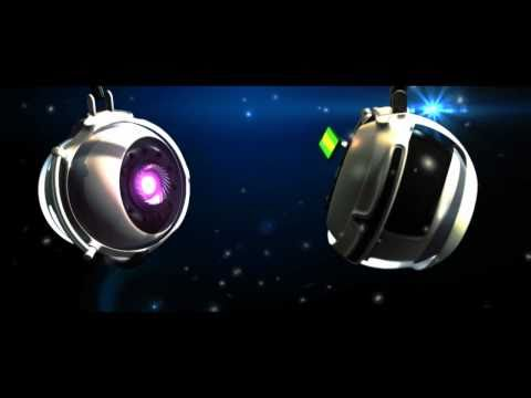 Portal 2 - Fan Art - Animation 3DS Max