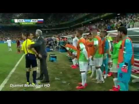 Algeria - Best moments worldcup