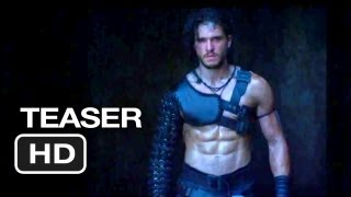 Pompeii Official Teaser Trailer (2014) - Kit Harington, Paul W.S. Anderson Movie HD