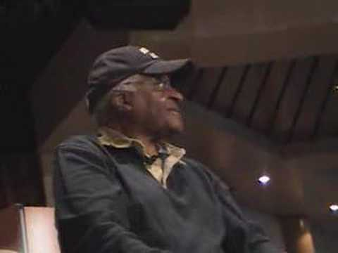 Desmond Tutu on Ubuntu (Semester at Sea, Spring -07)