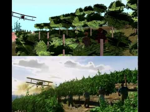 GTA V looks slightly better than San Andreas