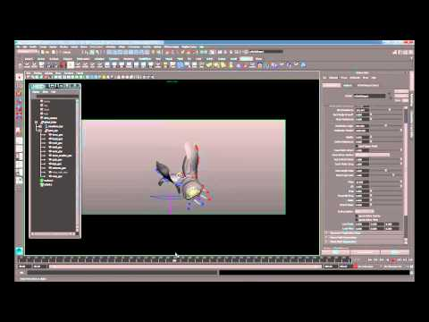 3ds Max Tutorial: Animate Insect Wings