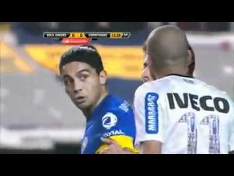 Boca Juniors 1 x 1 Corinthians - Final Copa Libertadores 2012 - 27/06/2012