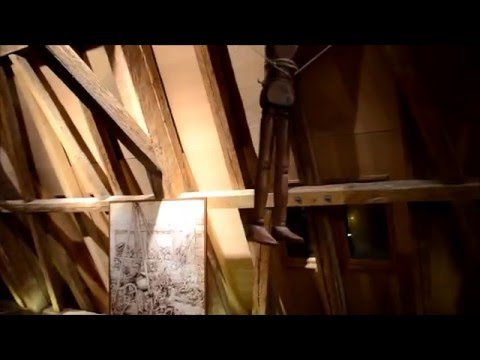 Leonardo Da Vinci - The Genius - life-size machine inventions and paintings