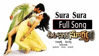 Sura Sura Full Song l Autonagar Surya