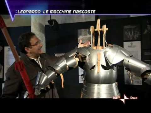 Il soldato Meccanico nascosto nei codici di Leonardo da Vinci - Mario Taddei