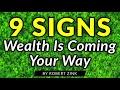 Фрагмент с конца видео 9 Signs Wealth is Coming You Way - Get Rich - Be Abundant