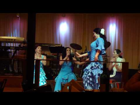 La Tempestad Flamenco Performing Company Houston, TX (HD)