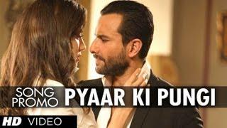 Saif Ali Khan: Pyaar Ki Pungi (Song Promo) From Agent Vinod