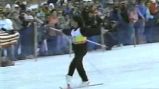 Ski Ballet - 1988 Olympic Games