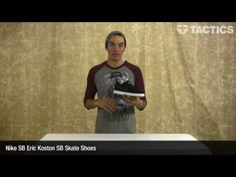 Nike SB Eric Koston SB Skate Shoes review