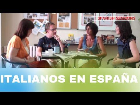 Corso di Spagnolo - Italiani in Spagna