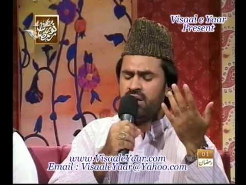 Urdu Naat(Pur Kaif Nazaron Ko)Syed Zabeeb Masood.By  Naat E Habib