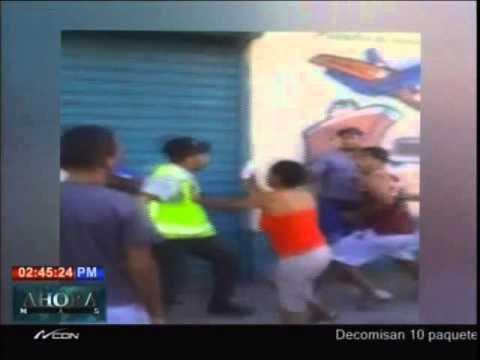 Agente de AMET agredido en la ciudad de Bonao…