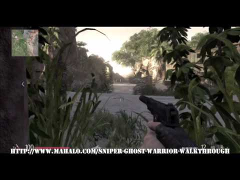 Sniper: Ghost Warrior Walkthrough - Mission 3: Dangerous Grounds
