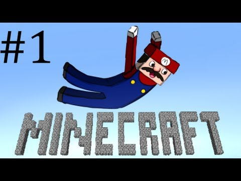 Minecraft - The Hunger Games with A Crap Ton of People Part 1 - The Brawl