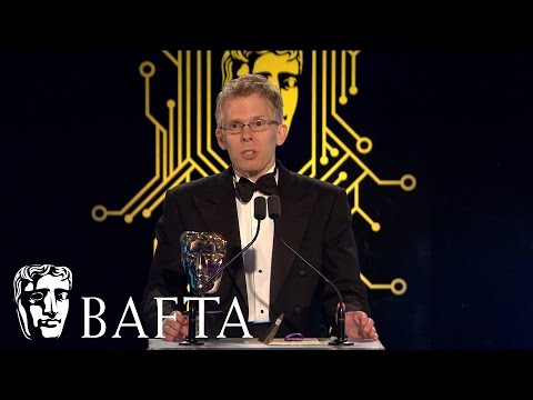 John Carmack receives the BAFTA Fellowship | BAFTA Games Awards 2016 - UCtggghgcffr7-OSjiRXRM3Q