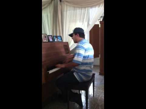 Maná Ft. Prince Royce: El Verdadero Amor Perdona Piano Cover by Oliverpianista