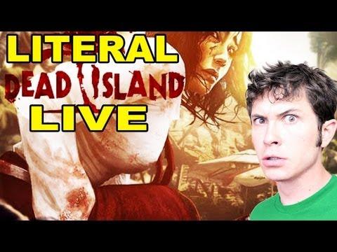 LIVE LITERAL DEAD ISLAND TRAILER