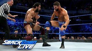 Bobby Roode vs. Jinder Mahal: SmackDown LIVE, March 13, 2018