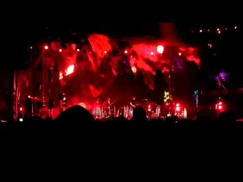 "Bon Iver, ""Blood Bank"", Live at Coachella, 04/21/2012"