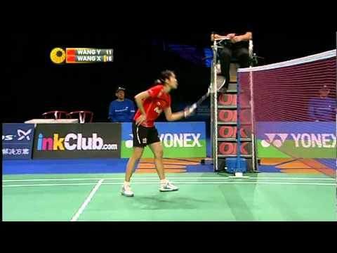 F - WS - Wang Xin vs Wang Yihan - 2011 Yonex Denmark Open