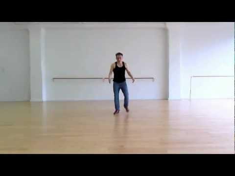 Oren Korenblum Tap solo - I Got Rhythm