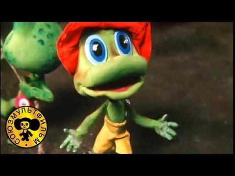 Три лягушонка №1 | Мультфильм для малышей