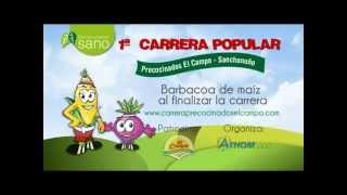 I Carrera Popular Precocinados El Campo - Sanchonuño - Spot en CyLTV Segovia