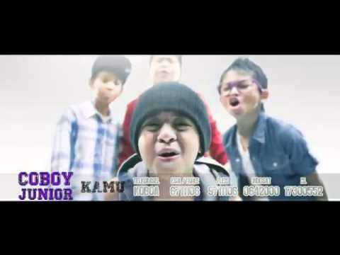 Coboy Junior - kamu (you) MV (Indonesian Boyband)