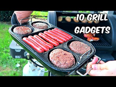 10 Grill Gadgets put to the Test - UCe_vXdMrHHseZ_esYUskSBw