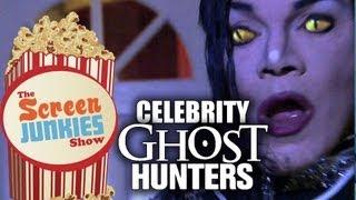 Celebrity Ghost Hunters!