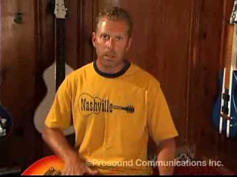 Bill Asher Lap Steel Guitar demo - the Ben Harper Series II