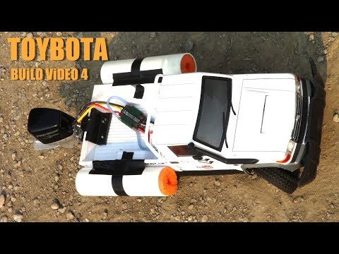 RC ADVENTURES - TOYBOTA PROJECT - PT 4 - BBC TOP GEAR TRiBUTE BUiLD - TOYOTA TRUCK-BOAT - UCxcjVHL-2o3D6Q9esu05a1Q
