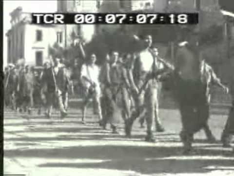 Liberazione 1945 - Primo cinegiornale dell'Istituto Luce chiamato Nuova Luce