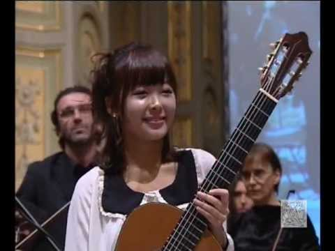 Kyu Hee Park 3rd part of concerto di Mauro Giuliani op.30.avi