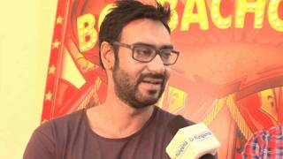  Ajay Devgn On Chalao Na, Gangajal 2, Son Of Sardar, Film With Kajol - YouTube 