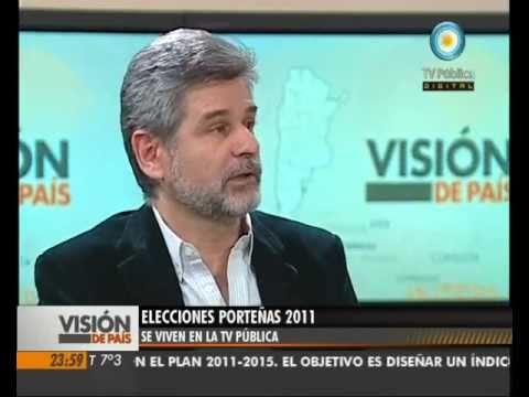 Visión Siete: Daniel Filmus: Propuestas de Gobierno para la Ciudad