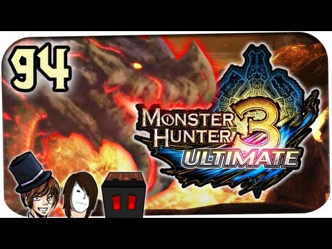 Monster Hunter 3 Ultimate Gameplay | Let's Play Together #94 - Stahl Uragaa - auf gamiano.de