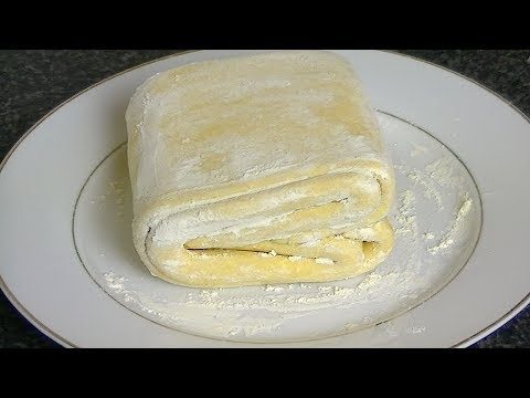 PUFF PASTRY DOUGH *COOK WITH FAIZA* - UCR9WXUxcp0bR9OWi5ersIHw