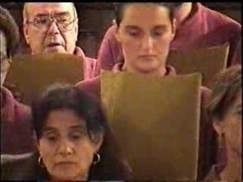 Corale Giacomo Puccini - Volterra - di I.Bellacchini brano 4