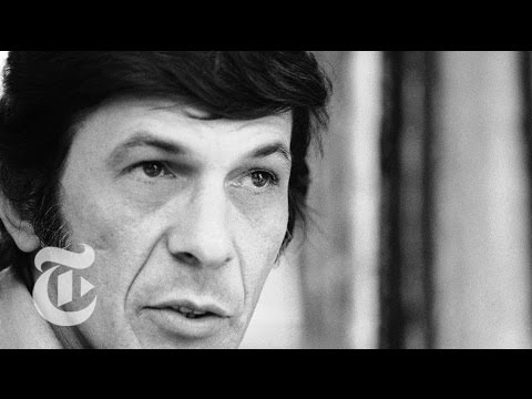 Leonard Nimoy, Spock of 'Star Trek,' Dies at 83 | The New York Times