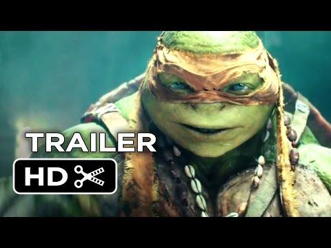 Teenage Mutant Ninja Turtles Official 'Knock Knock' Trailer (2014) - Megan Fox Movie HD