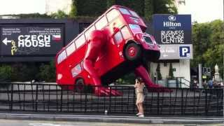 London Booster 2012 by David Cerny (Business Design Cent... view on rutube.ru tube online.