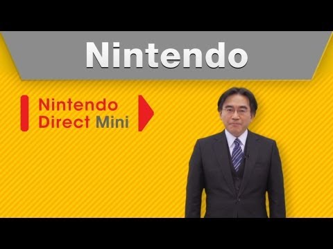 Nintendo Direct Mini -- November 27, 2012