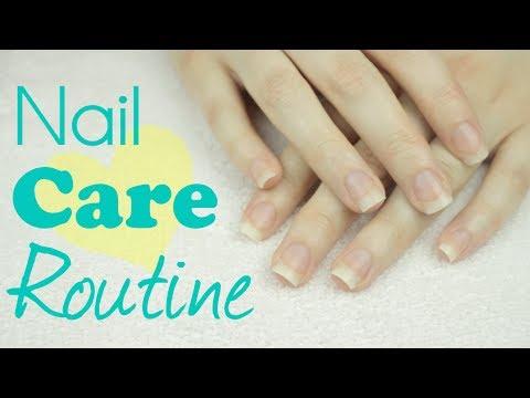 Cách chăm sóc móng tay khỏe mạnh
