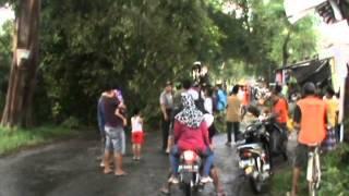 <span>Puluhan Rumah Rusak Diterjang Putting Beliung</span>