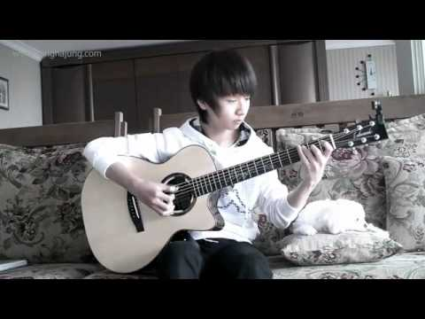 Sungha Jung - (Eric Clapton) Wonderful Tonight - Sungha Jung 2011