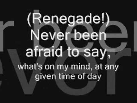 Renegade (w/ Lyrics) - Jay-Z ft. Eminem